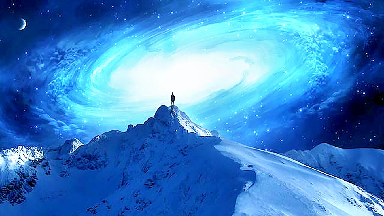 一次次穿越內在恐懼,認回「光的本質」!
