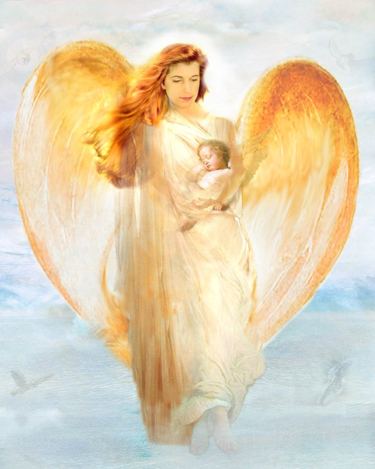 天使能量屋_天使